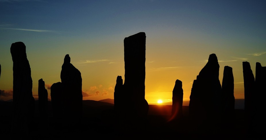Callanish Stones, Island of lewis, Scotland