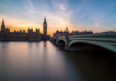 Big Ben HDR Landscape