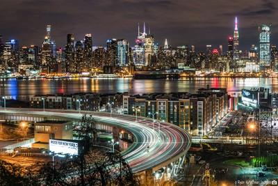 NYC and NJ Helix
