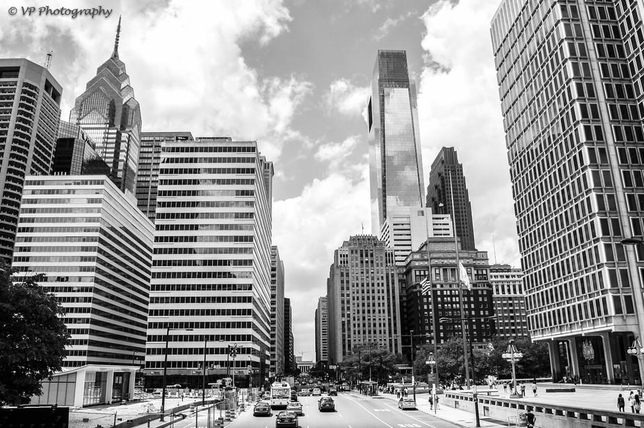 Exploring the beautiful city of Philadelphia.