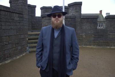 IMG_9883.CR2 My son Joseph at Cardiff Castle