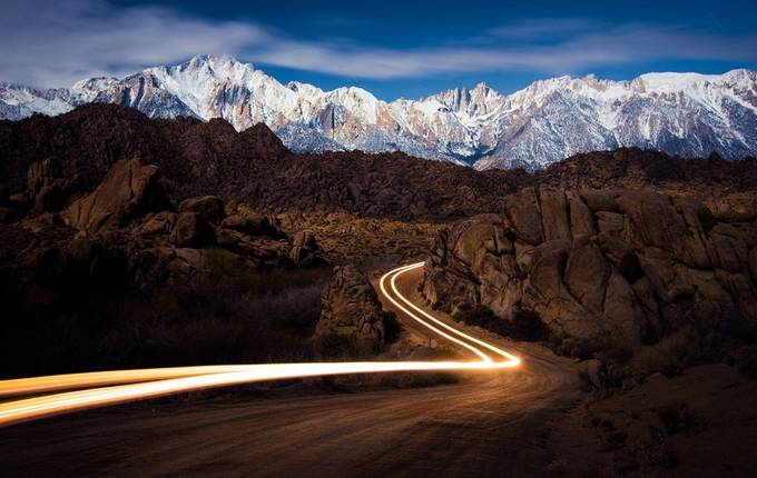 Alabama Hills by DerekKind - Clever Angles Photo Contest
