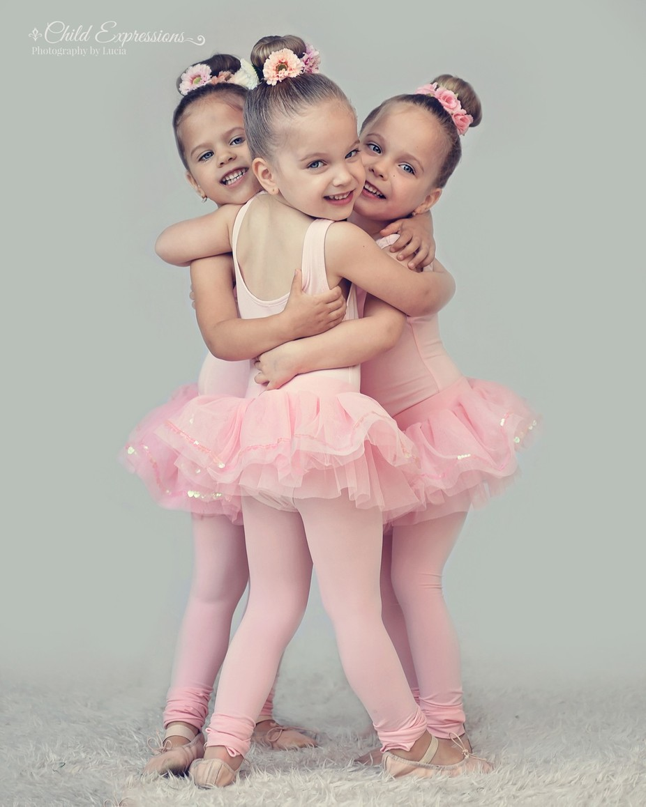 Ready for our first Ballet class by Child_Expressions - Thank You Photo Contest