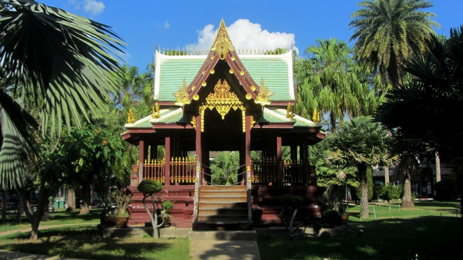 This is a place near pattaya tower