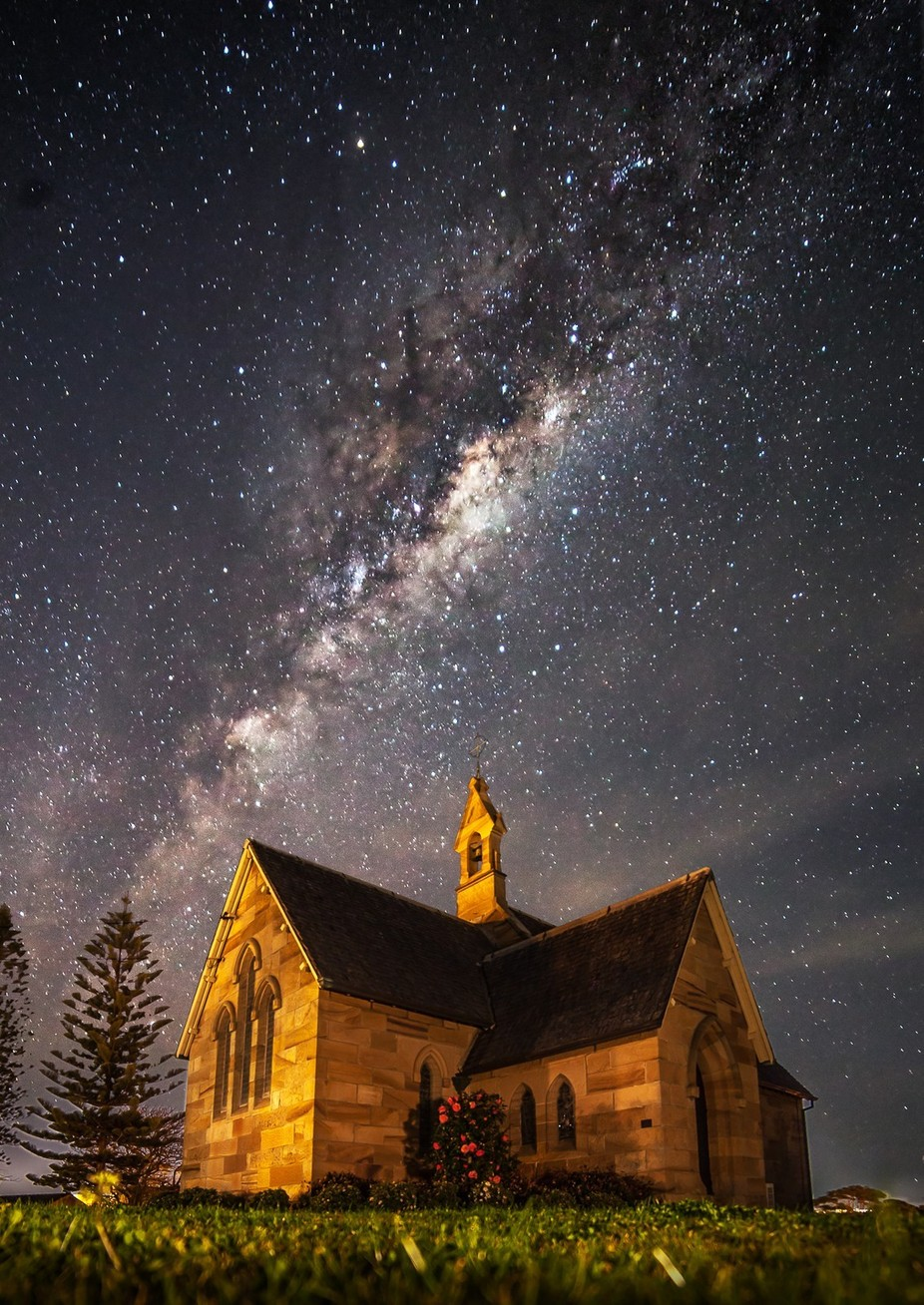 Message from God by TonyLaw - Faith Photo Contest with Scott Jarvie