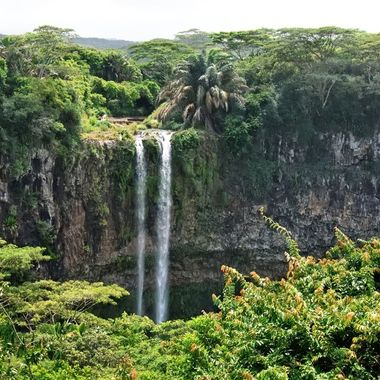 The Mauritius Collection - Waterfall (1) - Chamarel