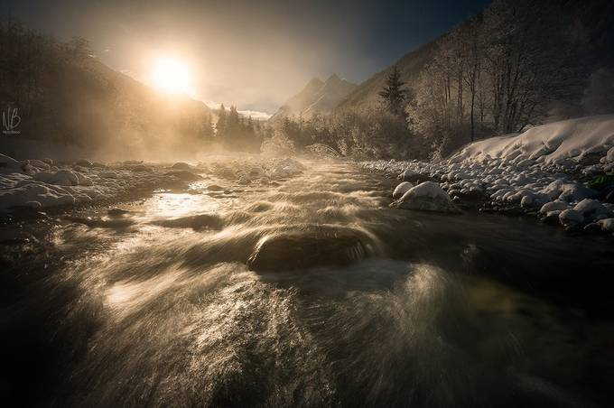 Warming by NiCoBoCo - Winter Long Exposures Photo Contest