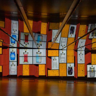 place des arts corridor