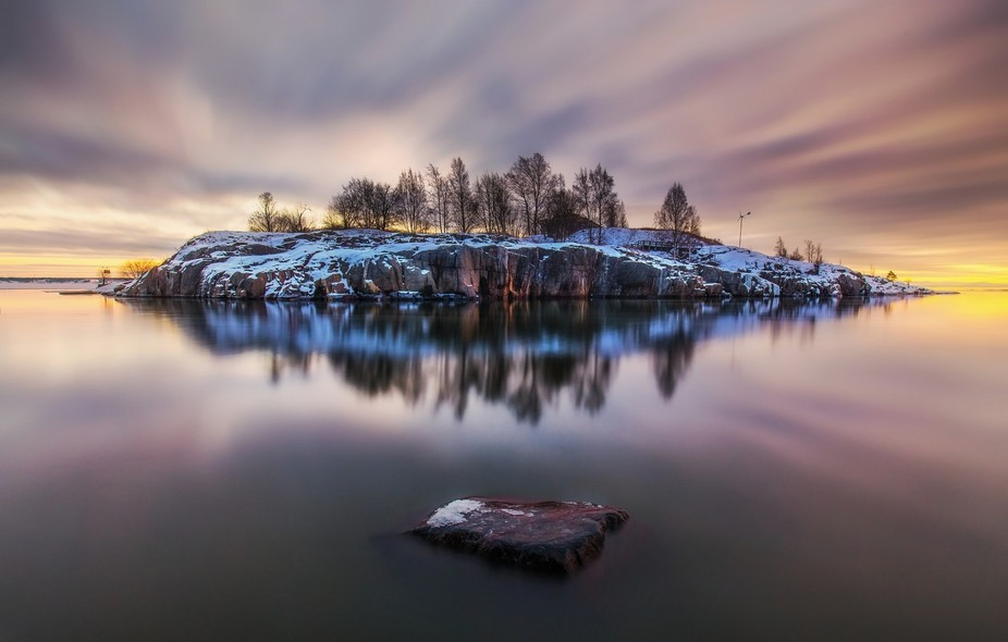 Harakan saari Helsinki Finland
