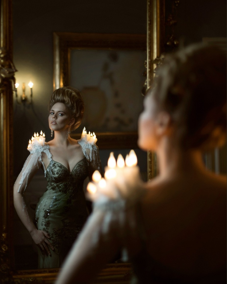 Valentine's by nikolaihessenschmidt - The Face in the Mirror Photo Contest