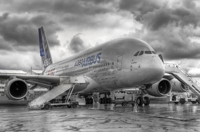 A380 HDR static