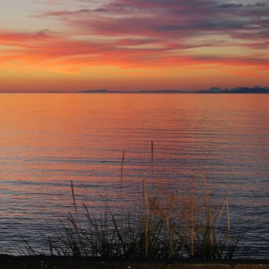 Qualicum Beach, Vancouver Island - August 1, 2014