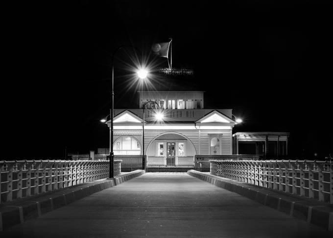 by aarronralstonmcdonald - Black And White Architecture Photo Contest