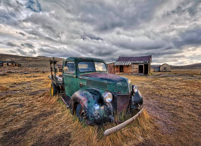 Bodie Trucking by clownsonvelvet - Trucks Photo Contest