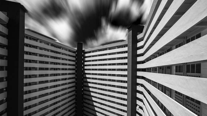 Lines Among Us by GkCM - Parallel Compositions Photo Contest
