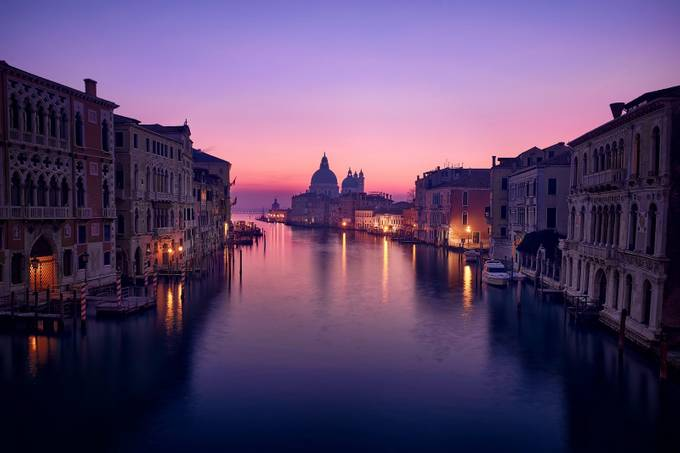 Venetian Morning by Denis09 - Canals Photo Contest