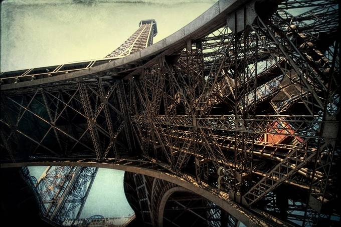 Under the Tower by SteveCrampton - Clever Angles Photo Contest