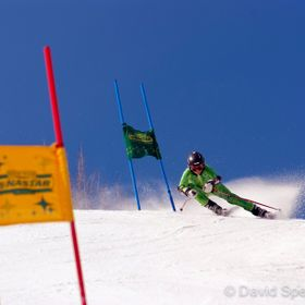 Crystal Mountain Ski Racing