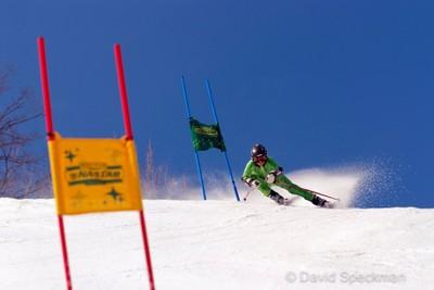 Crystal Mountain Ski Racing