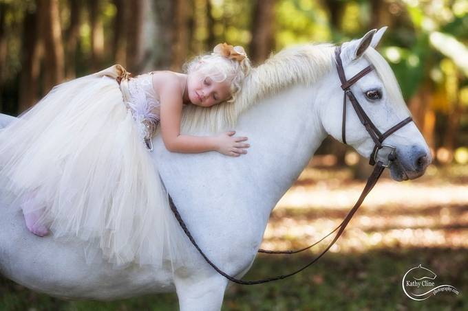 A Pony Dream by kathycline - Innocence Photo Contest
