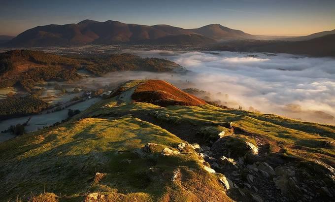 Derwent Water Mist by martinwest - Unforgettable Landscapes Photo Contest by Zenfolio