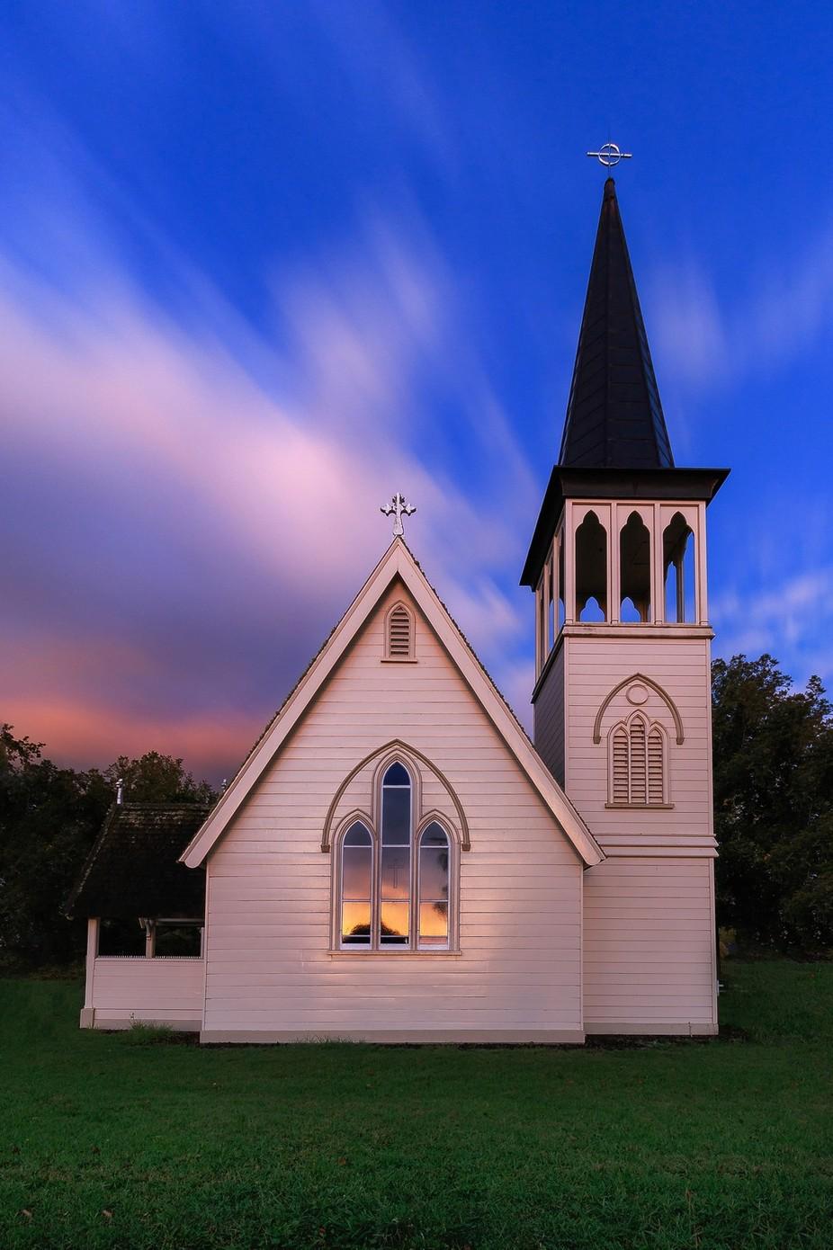 St John The Baptist`s Church by NielsFahrenkrogPhoto - Faith Photo Contest with Scott Jarvie