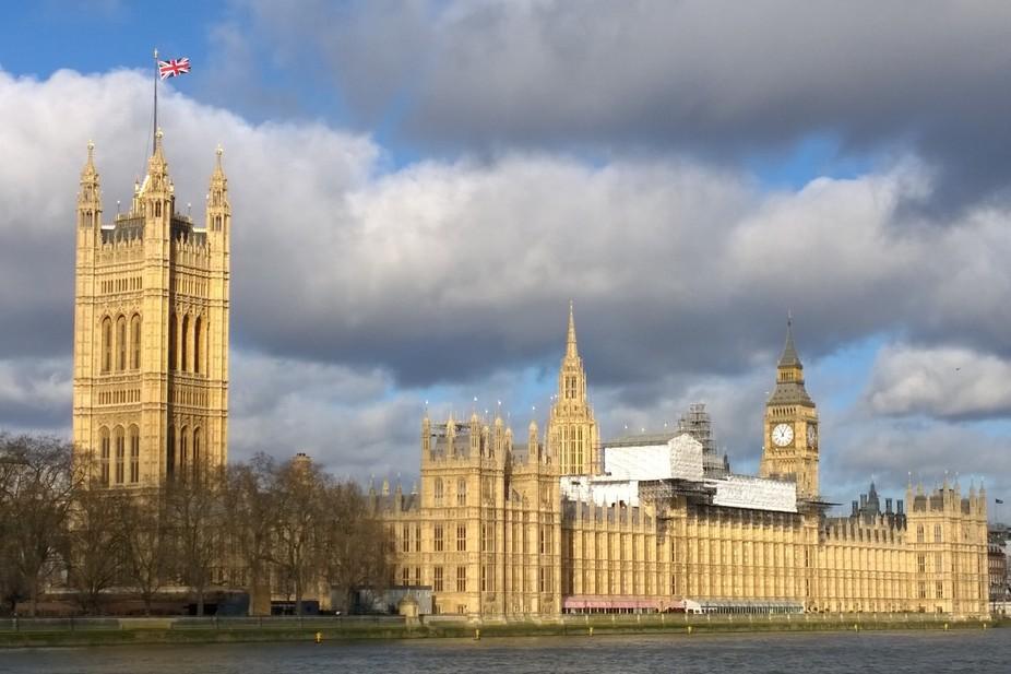 Houses of Parliament Feb 2016 taken with Nokia Lumia 1020