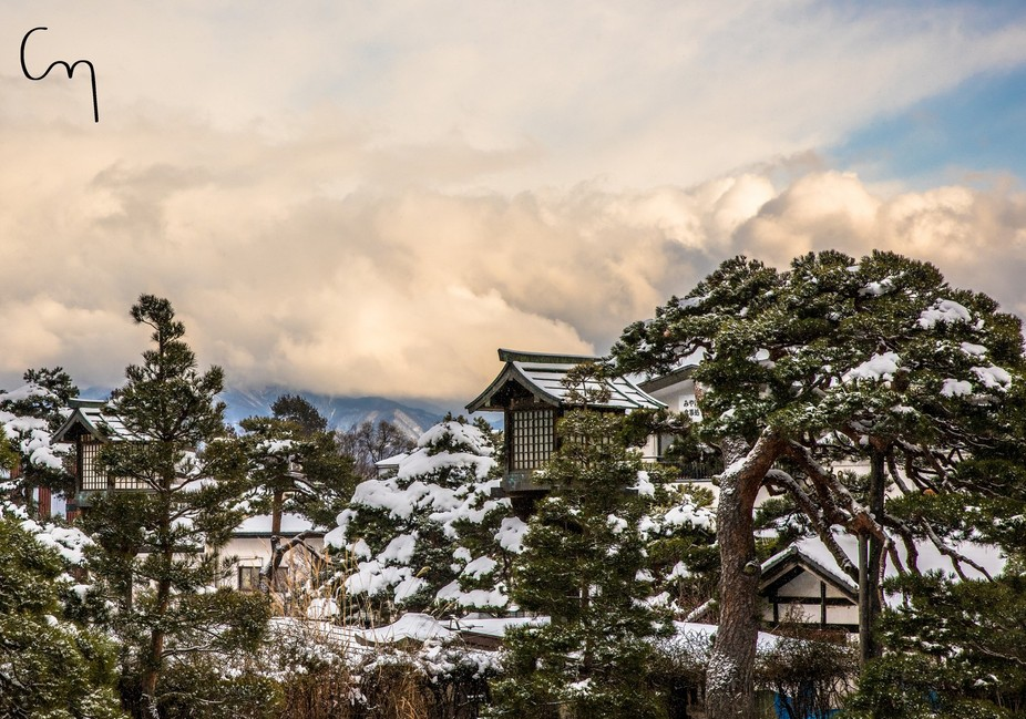 Winter in the Orient