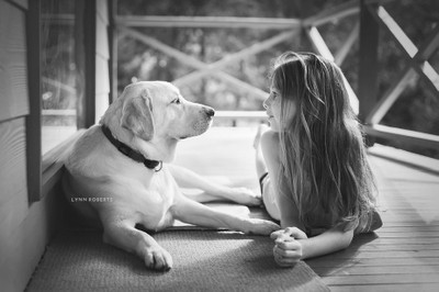 The love of a pet