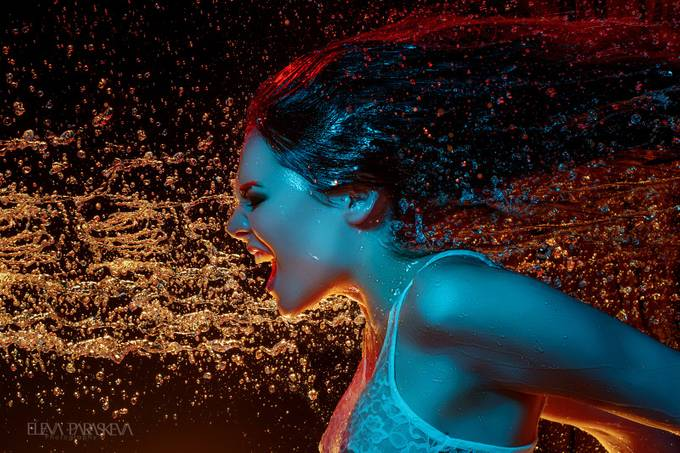 Chimera by ElenaParaskeva - Her In The Studio Photo Contest
