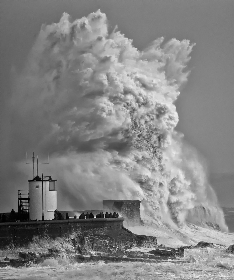 Storm Imogen by nigelhodson - The Ocean Photo Contest