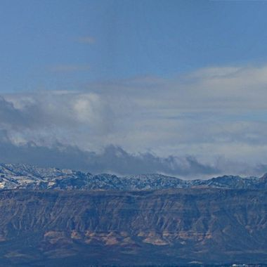 20160201 Snow on the Mountain Panorama1