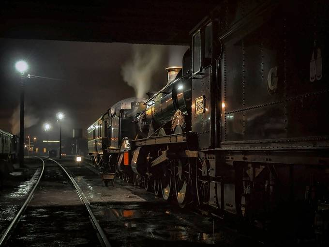Journey's End by paulatchinson - Night Wonders Photo Contest