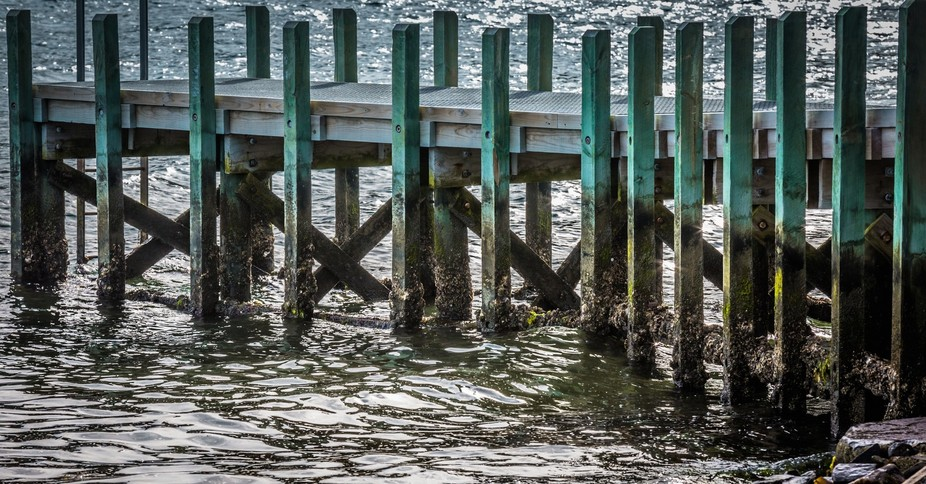 Another of the Howden Jetty