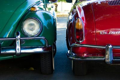 VW Sedan & Karman Ghia