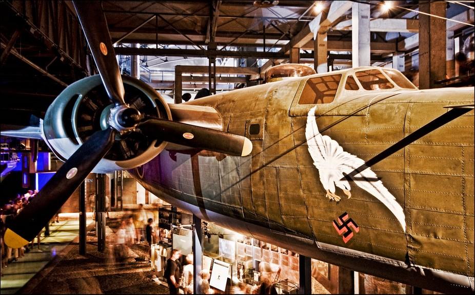 Avioneta_Museo Levantamiento_Warsow