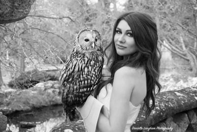 Danielle Langham Country Bridal