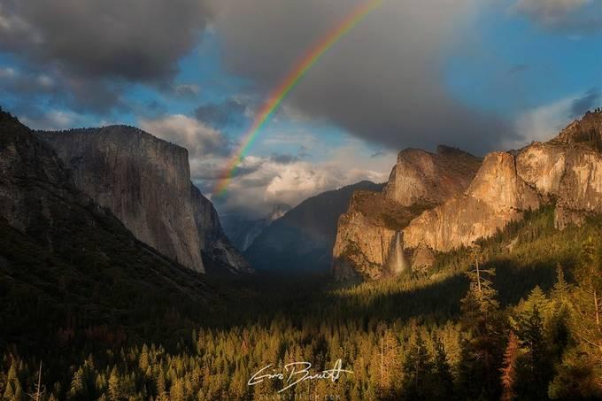 """""""Rainbow Valley"""" by ericbennett"""
