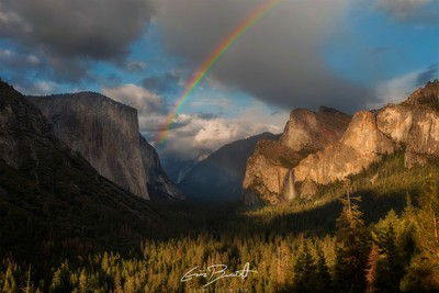"""Rainbow Valley"""