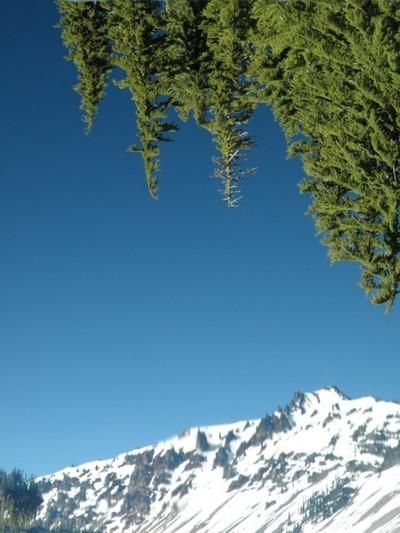 Upside Down Mountain.