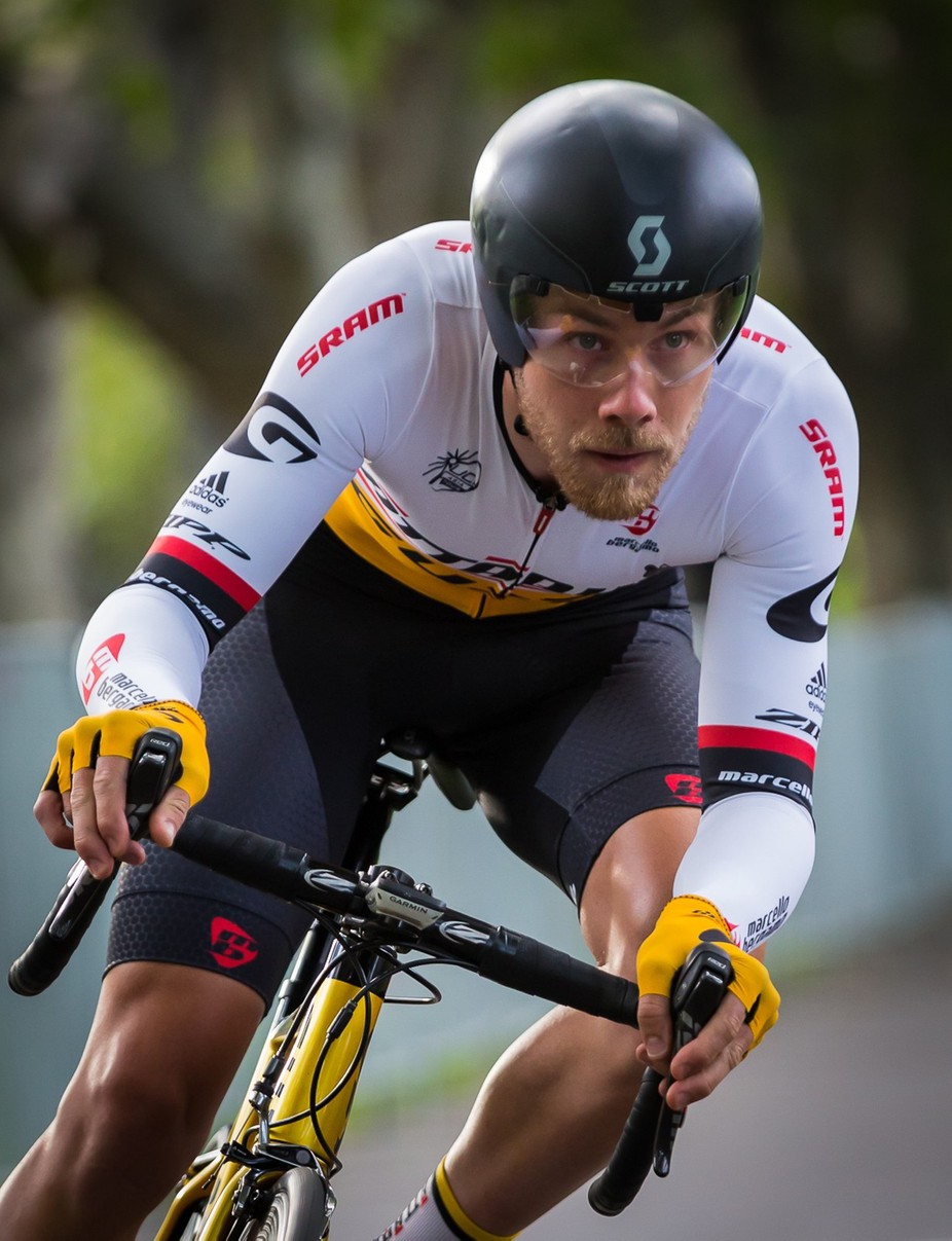 shot at the 2016 Herald Sun Tour prologue