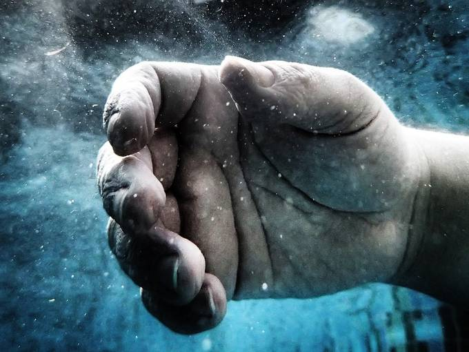Hand of doom... by Magnaphotography - Shooting Hands Photo Contest