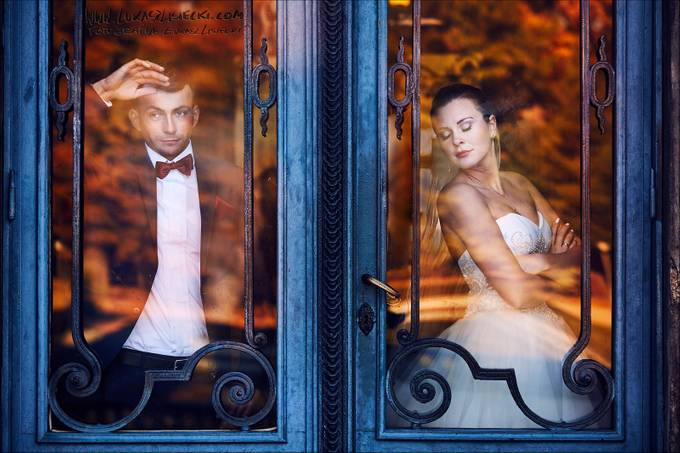 door by LukaszLisiecki - Candid Wedding Moments Photo Contest