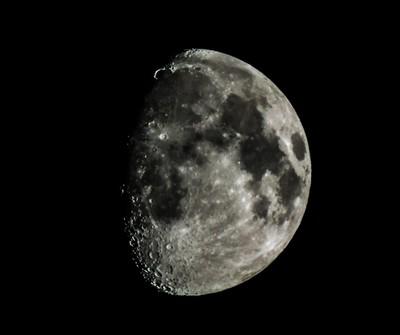Moon Zoom In