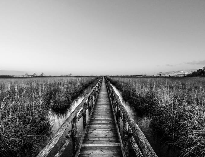 The Endless Path by Discover_Abruzzo - Diagonals And Composition Photo Contest