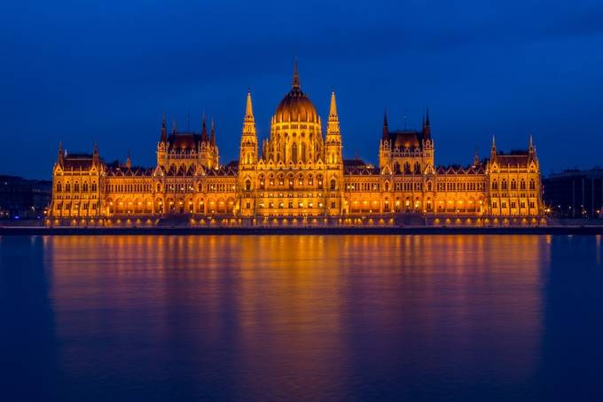 Parliament by JCSimoes - Iconic Places and Things Photo Contest