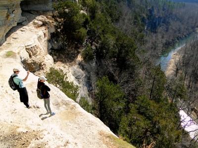 The Goat Trail-Big Bluff Arkansas
