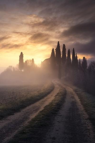 Tuscany Ghosts
