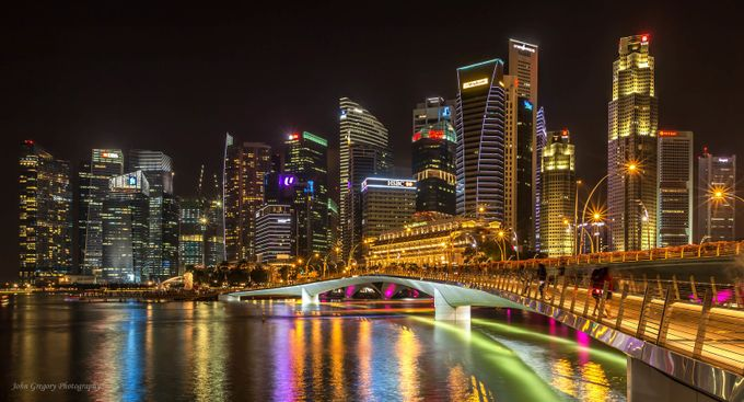 Singapore Downtown by johngregory - City Views Photo Contest