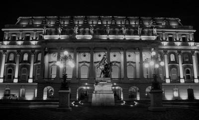 Sandor Palace, Budampest